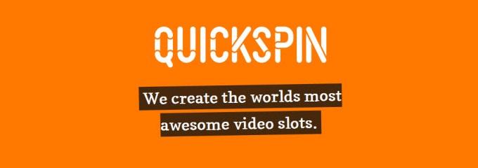 QuickSpin - Svensk utvecklare med spelglädje i fokus